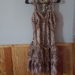 Cave women costume with accessories